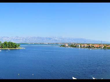 A2(2+2): sea view - 4767  A2(2+2) - Nin - Nin - rentals