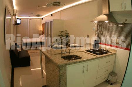 Luxury Studio/1 bedroom, Copacabana - Cod: 0-46 - Image 1 - Rio de Janeiro - rentals