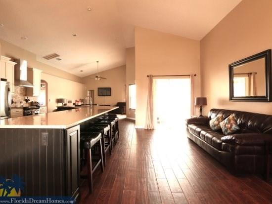 Newly Rebuilt 5 Bed/3 Bath Home, Private Pool, Hot Tub, Gameroom, Gourmet Kitchen - 47467 - Kissimmee - rentals