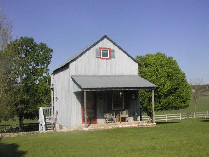 Opa's Barn - Image 1 - Fredericksburg - rentals