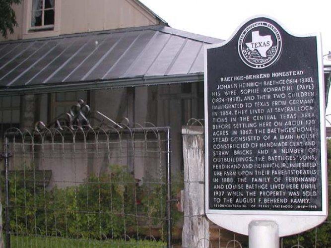 Baethge-Behrend Home - Image 1 - Fredericksburg - rentals