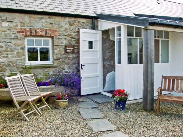 BWTHYN MAWR, pet friendly, luxury holiday cottage, with a garden in Newport, Pembrokeshire, Ref 6163 - Image 1 - Newport - rentals