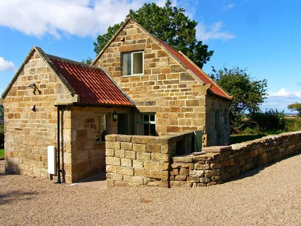 THE PIGGERY, romantic, character holiday cottage, with a garden in Sleights Near Whitby, Ref 8720 - Image 1 - Sleights - rentals