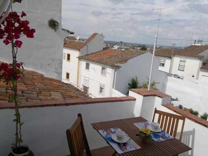 Terrace - Casa da Madalena - Évora Historical Centre - Évora - rentals