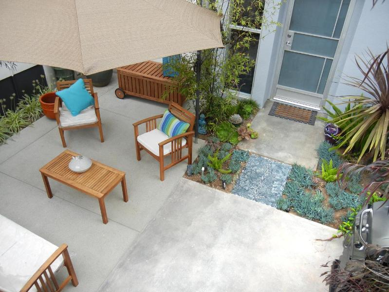 Private oasis outside your door - 2 Master Suites! Profiled in The Daily Telegraph! - Santa Monica - rentals