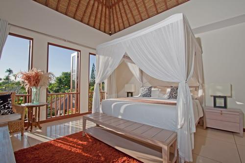 Master Bedroom - Villa Joe - Seminyak - rentals