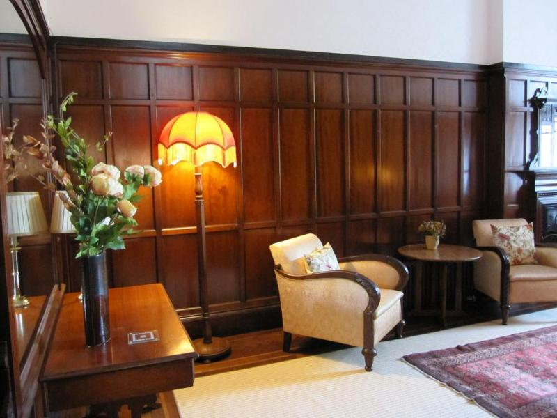 Entrance hall - Queensgate House Apartment - Glasgow - rentals