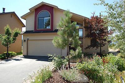 Exterior - 1712 Venice Drive - South Lake Tahoe - rentals
