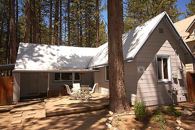 Exterior - 1140 Long Valley Avenue - South Lake Tahoe - rentals