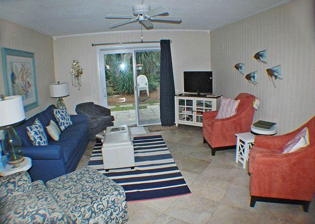 Ocean Club 12 - Stunning Oceanside Townhouse - Image 1 - Hilton Head - rentals
