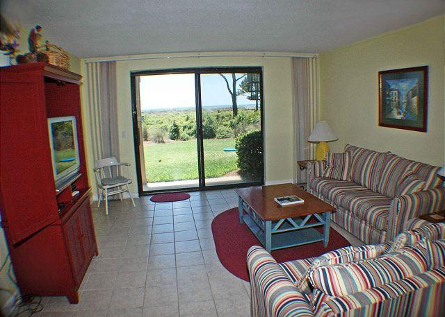 Ocean Club 47 - Oceanfront 1st Floor Flat - Image 1 - Hilton Head - rentals