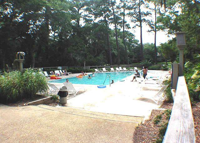Racquet Club 2312 - Harbour Town Area One Level Condo - Image 1 - Hilton Head - rentals