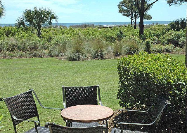Ocean Club 49 - Oceanfront Renovated 1st Floor Flat - Image 1 - Hilton Head - rentals