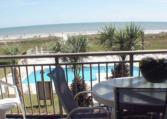 Ocean One 311 - Oceanfront 3rd Floor Condo - Image 1 - Hilton Head - rentals