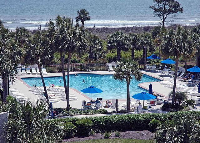 Shorewood 431 - Oceanview 4th Floor - Image 1 - Hilton Head - rentals