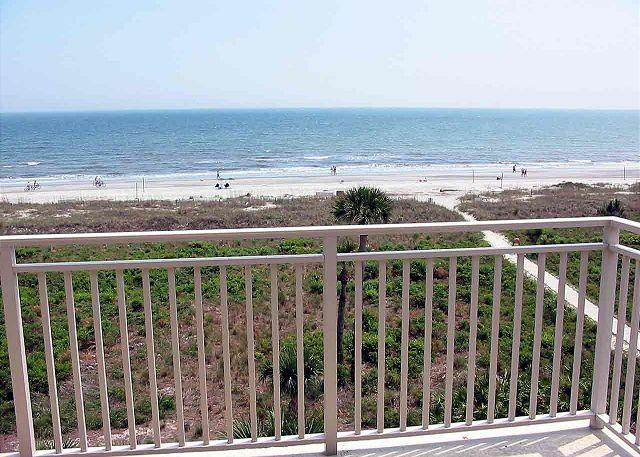 Shorewood 501 - Oceanfront 5th Floor Penthouse - Image 1 - Hilton Head - rentals