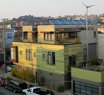 Powered by the wind and the sun - 3 Bedroom San Francisco Home - San Francisco - rentals