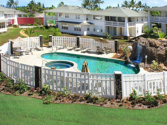 Enjoy your vacation at the Plantations - $99NT BEAUTIFUL Plantations! POOL AC Wkout WIFI - Princeville - rentals