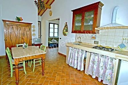 Casa Gladiolo A - Image 1 - Riparbella - rentals