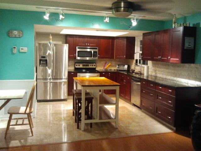 West Suite Luxury Kitchen - Ohana Hale South or North  on Anna Maria Island - Bradenton Beach - rentals