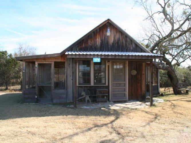 Palo Alto Creek Farm - The Hideaway - Image 1 - Fredericksburg - rentals