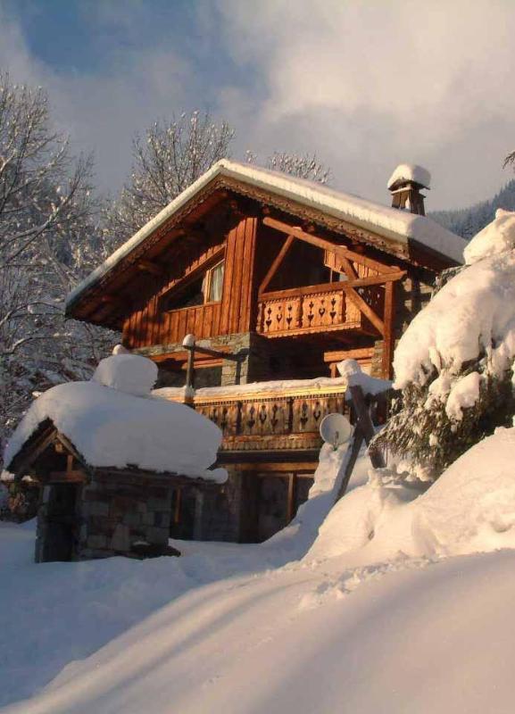 7 bed ski chalet + indoor swimming pool & Hot tub - Image 1 - Champagny-en-Vanoise - rentals