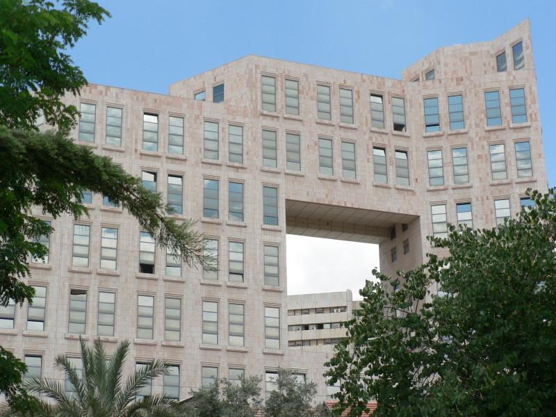 Our 'Windows of Jerusalem' building - WINDOWS OF JERUSALEM Vacation Apts by EXP - 3 BR - Jerusalem - rentals