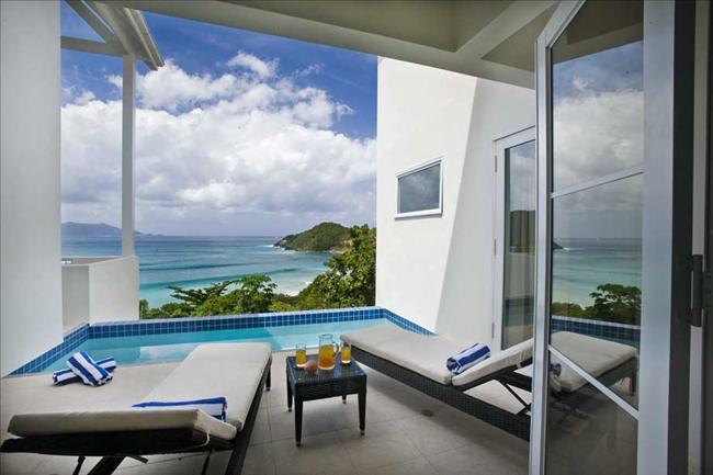 Refuge at Brewers Bay, Tortola - Ocean View, Pool, Central Air-Conditioning - Image 1 - Tortola - rentals