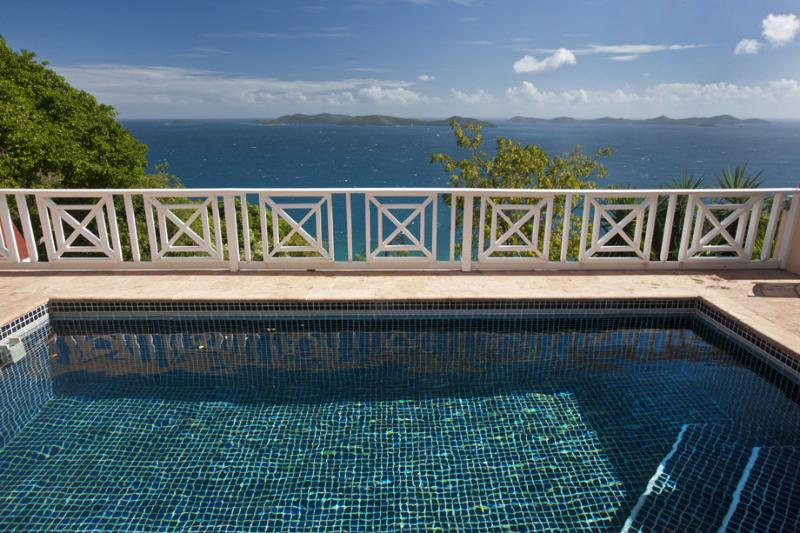 Summer Heights at Haver's Hill, Tortola - Ocean View, Pool, Trade Winds - Image 1 - Tortola - rentals