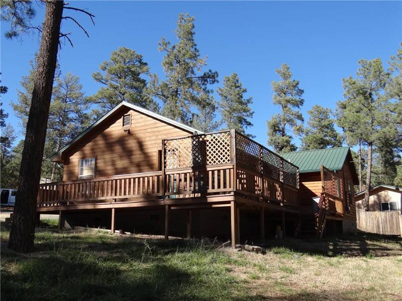 Cowboy Cabin - Image 1 - Ruidoso - rentals