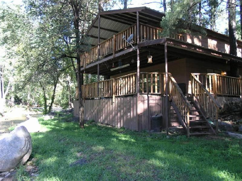 Sleepy Hollow on the River - Image 1 - Ruidoso - rentals