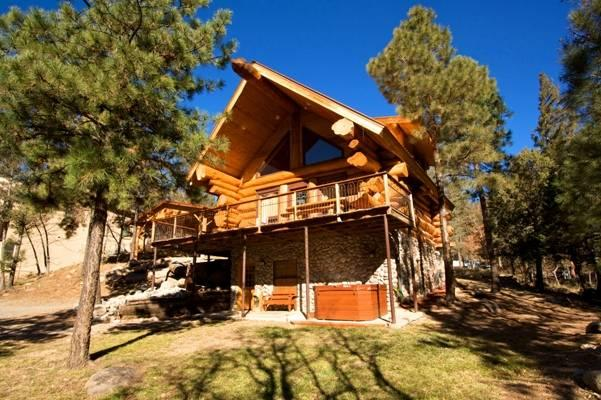 Bear Foot Lodge - Image 1 - Ruidoso - rentals