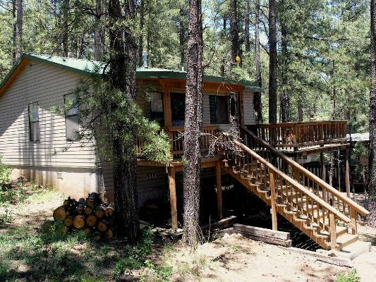 JD's Treehouse - Image 1 - Ruidoso - rentals