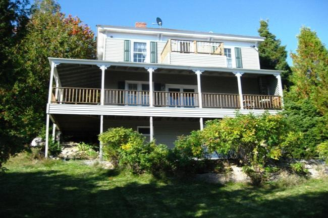 The Cyrus Hall House - Image 1 - Bar Harbor and Mount Desert Island - rentals