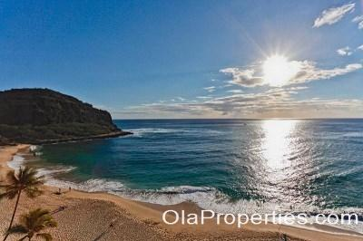 Ocean Beach Mountain Views - Makaha Beach Cabanas - A901 - Waianae - rentals
