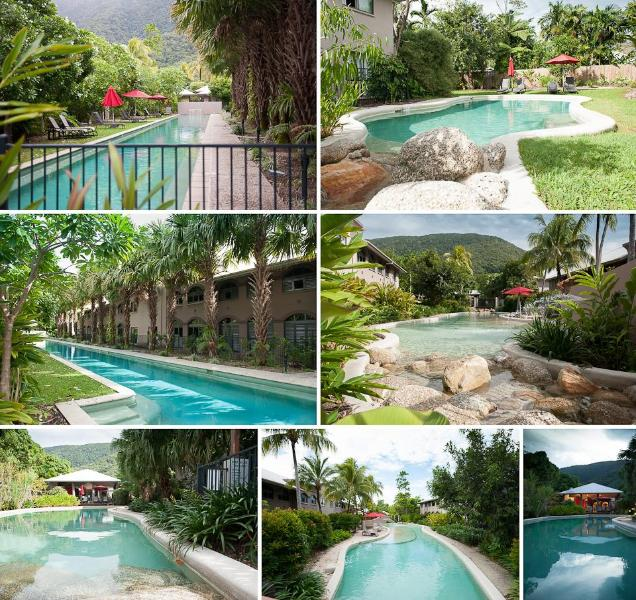 Pools at the resort - 25 REVIEWS confirm 5 star quality - Palm Cove - rentals
