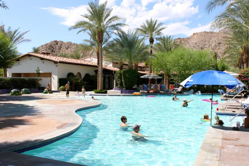 Family Pool - Legacy Villas Resort 3-bed adj. to Waldorf Hotel - La Quinta - rentals