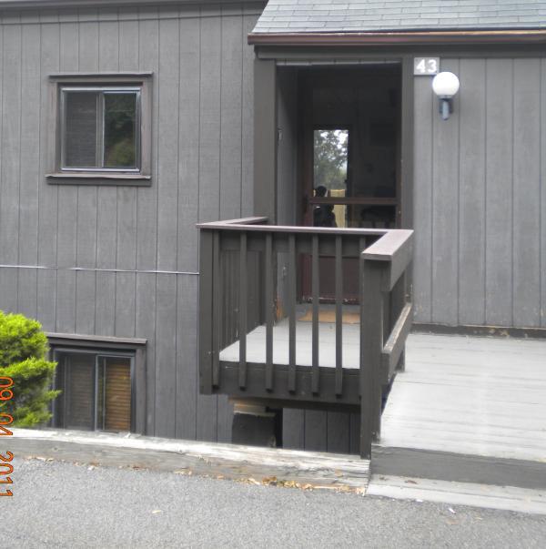 Parking lot level townhome - Camelback/Camelbeach #43 Camelback Village - Tannersville - rentals