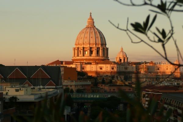 CR593 - Vaticano, Via Gregorio VII - Image 1 - Rome - rentals