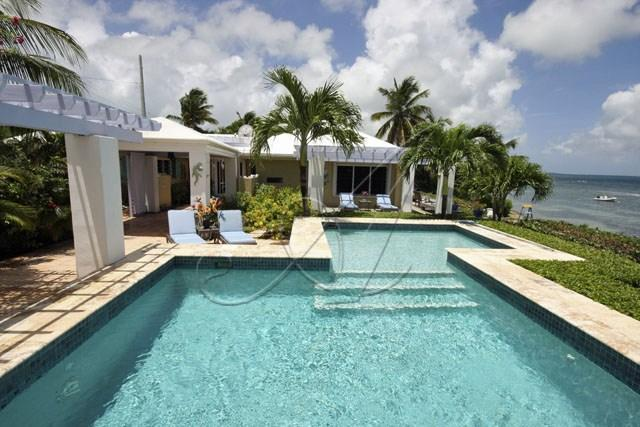Ocean front Paradise Found - enjoy all this villa has to offer! - Oceanfront Paradise Found - Christiansted - rentals