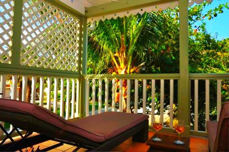 Ti Bo Palm d'Orient, St Martin 1BR rental; - TI BO 9 - PALM D'ORIENT... affordable, cozy, tropical escape in Orient Bay - Orient Bay - rentals