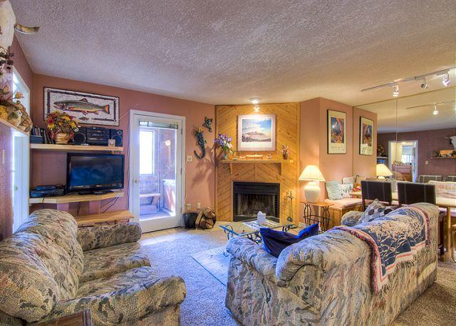 Angel Fire 2 Bedroom & 2 Bathroom House (GD B-1) - Image 1 - Angel Fire - rentals