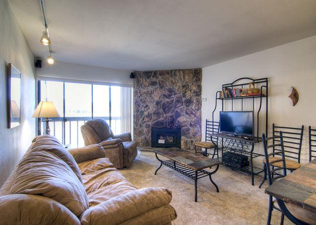 Beautiful 1 Bedroom, 1 Bathroom House in Angel Fire (MM 104) - Image 1 - Angel Fire - rentals