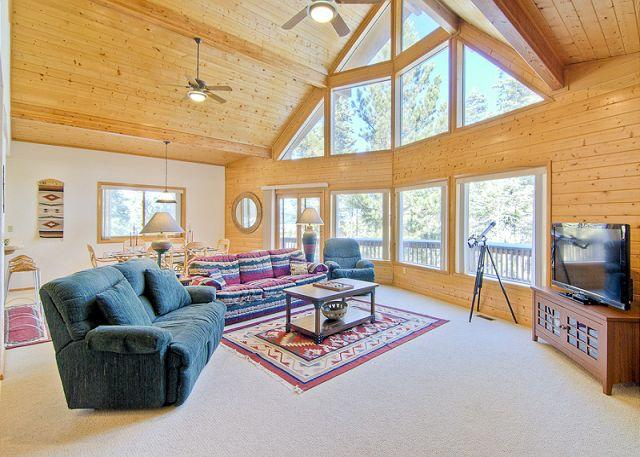 Lovely House with 3 Bedroom-3 Bathroom in Angel Fire (HO 10) - Image 1 - Angel Fire - rentals