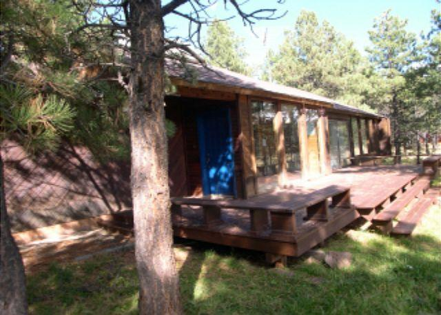 Gorgeous House in Angel Fire (HO 621) - Image 1 - Angel Fire - rentals