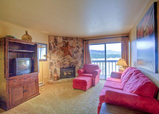 Perfect 1 Bedroom, 1 Bathroom House in Angel Fire (MM 105) - Image 1 - Angel Fire - rentals