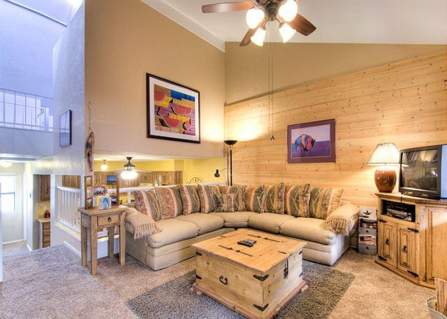 Fabulous House with 2 BR-2 BA in Angel Fire (AV 5-2) - Image 1 - Angel Fire - rentals