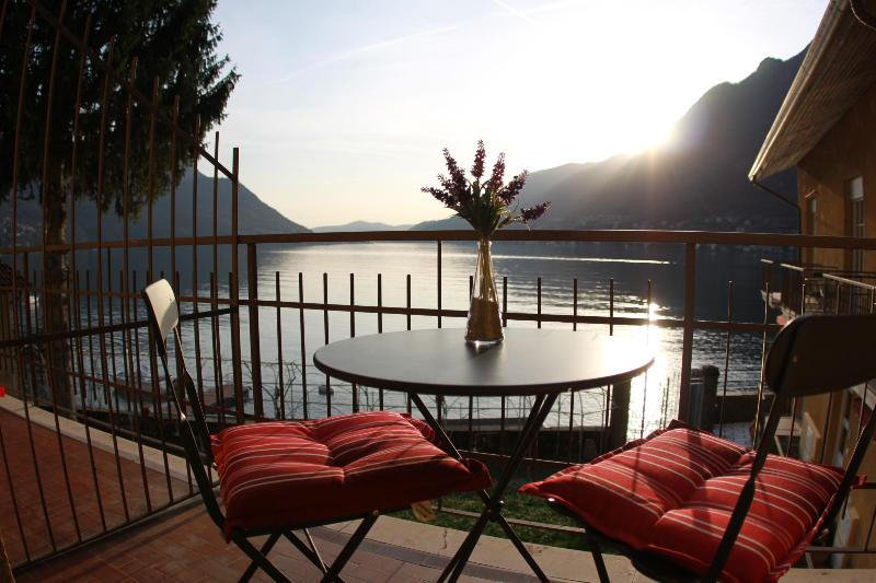 Stunning romantic balcony Views fro Villetta Panoramica - 15% OFF April - June- Villa Panoramica - Lake Como - Como - rentals