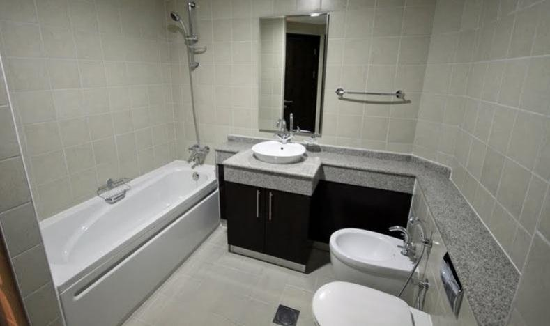 Brand New 1 bed apartment with part marina view - Image 1 - Dubai - rentals