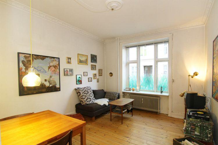 Ny Blegdamsvej Apartment - Artsy Copenhagen apartment - Copenhagen - rentals